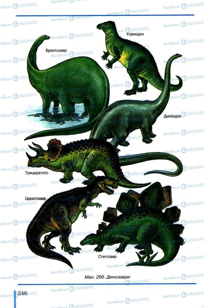 Підручники Біологія 11 клас сторінка  246