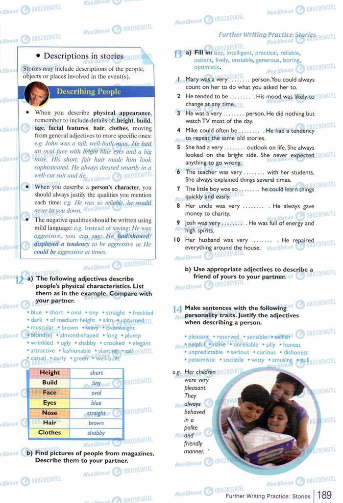 Учебники Английский язык 10 класс страница  189