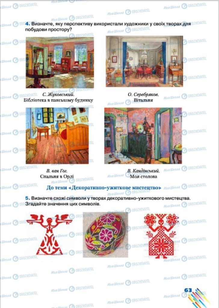 Учебники Изобразительное искусство 7 класс страница 63