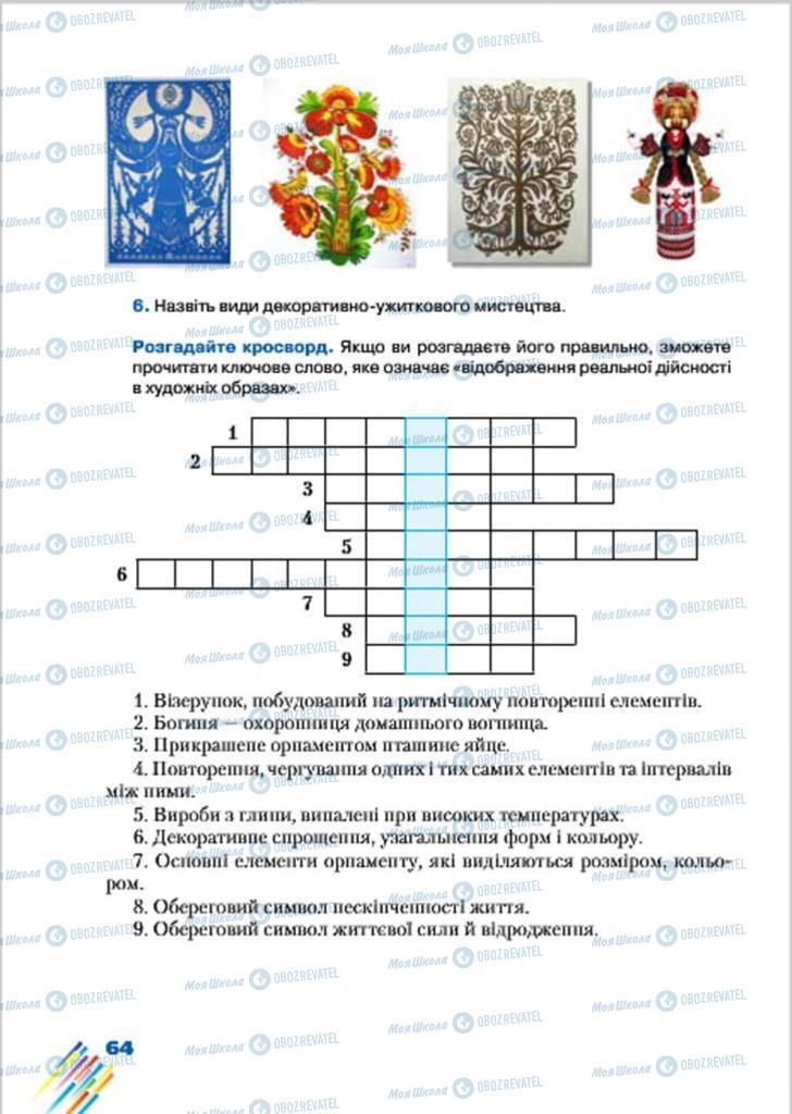 Учебники Изобразительное искусство 7 класс страница 64