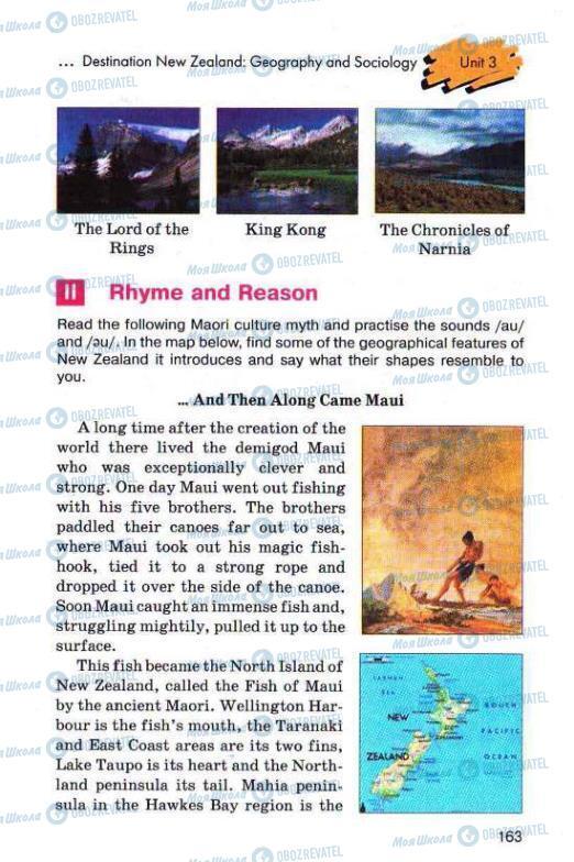 Учебники Английский язык 11 класс страница 163