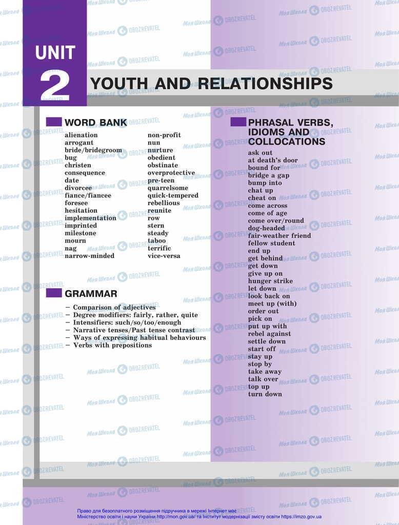 Підручники Англійська мова 11 клас сторінка  35
