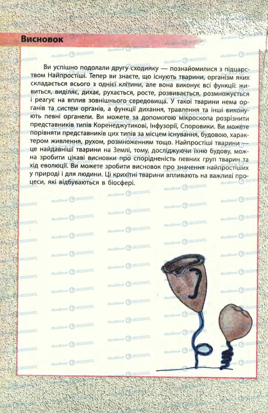Учебники Биология 8 класс страница 50