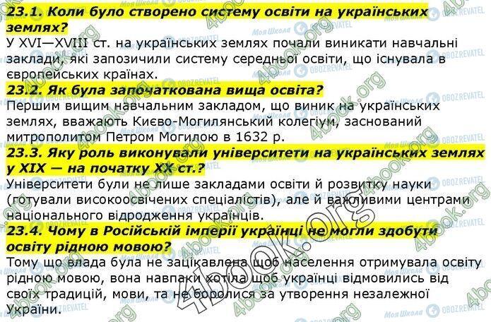 ГДЗ История Украины 5 класс страница 23.1-23.4
