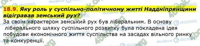 ГДЗ История Украины 9 класс страница 9