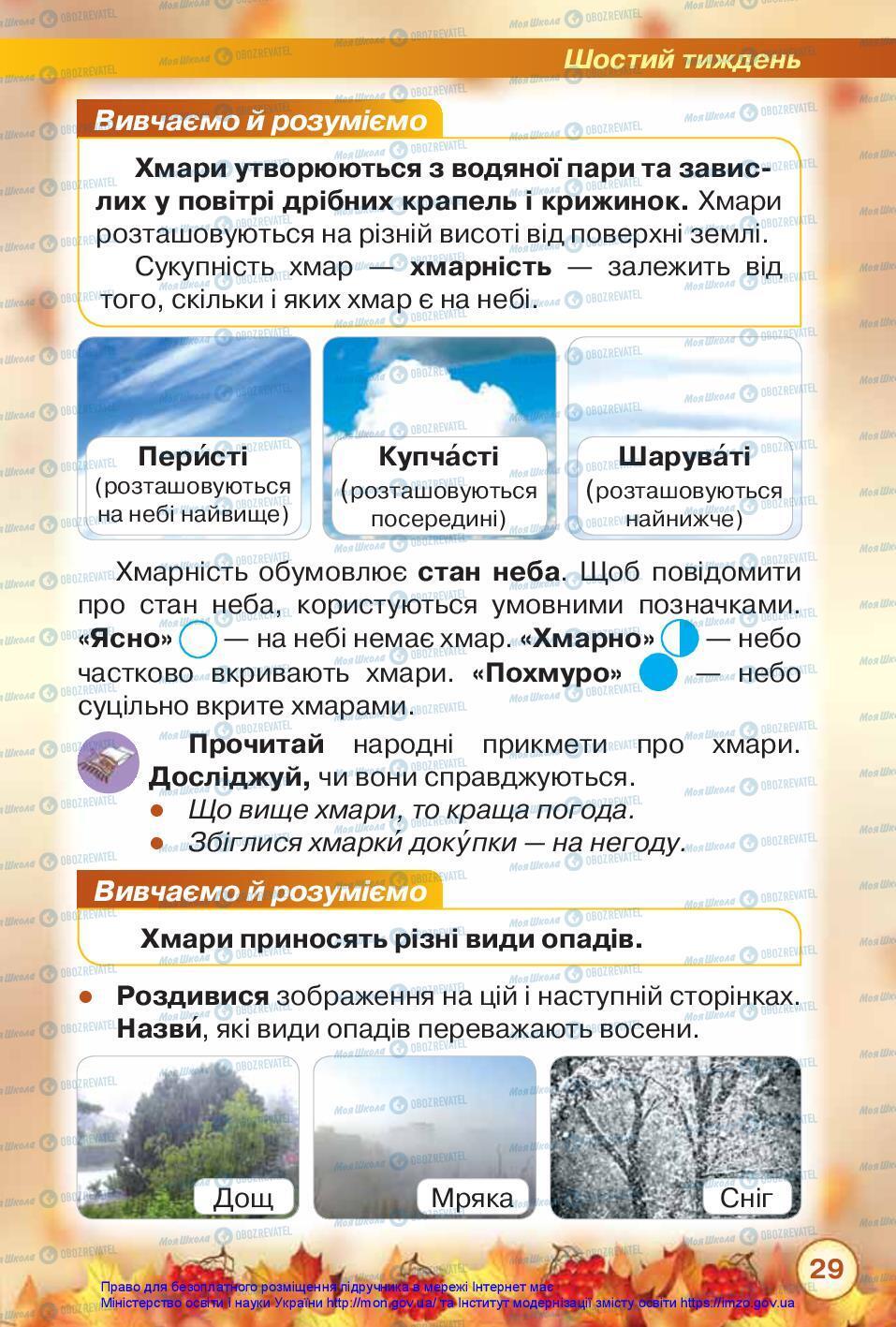 Учебники ЯДС (исследую мир) 2 класс страница 29