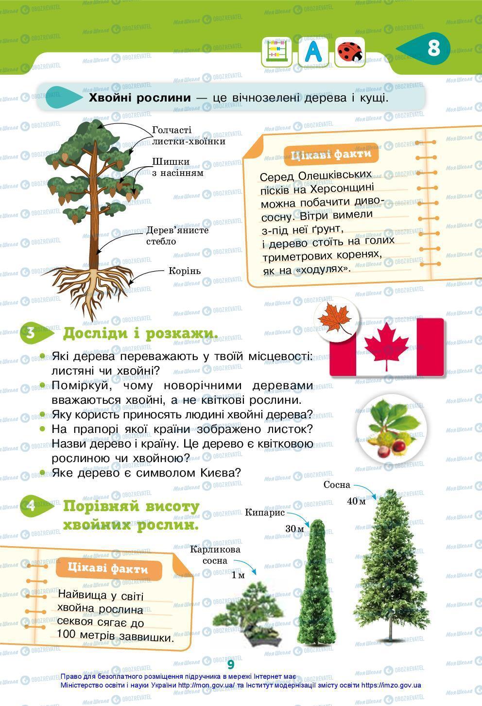 Учебники ЯДС (исследую мир) 3 класс страница 9