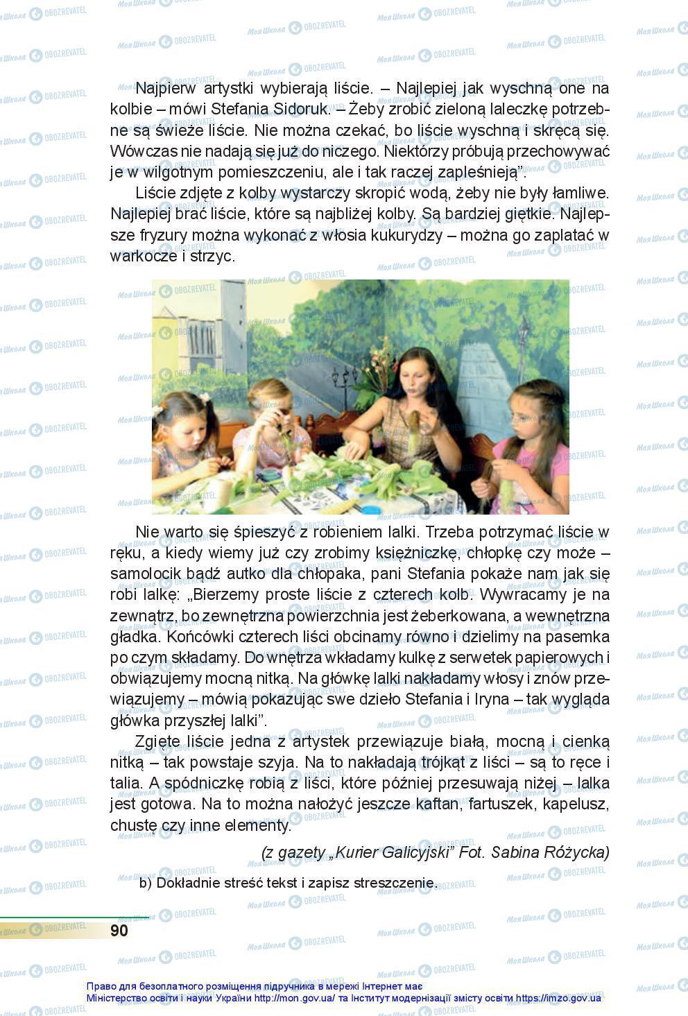Учебники Польский язык 7 класс страница 90