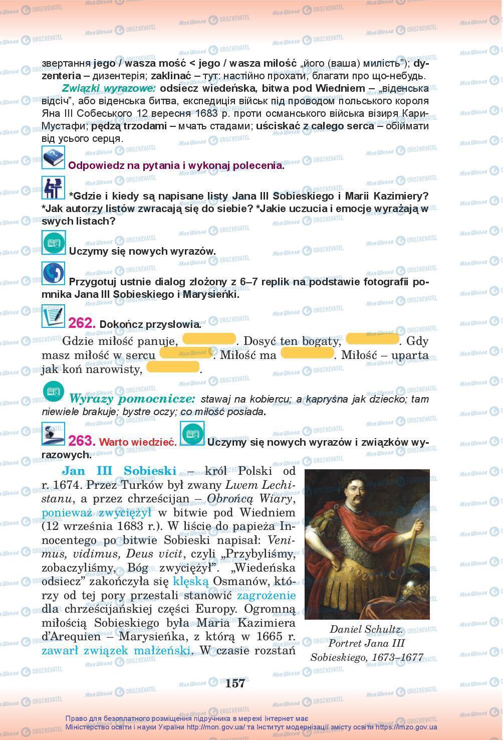 Учебники Польский язык 10 класс страница 157