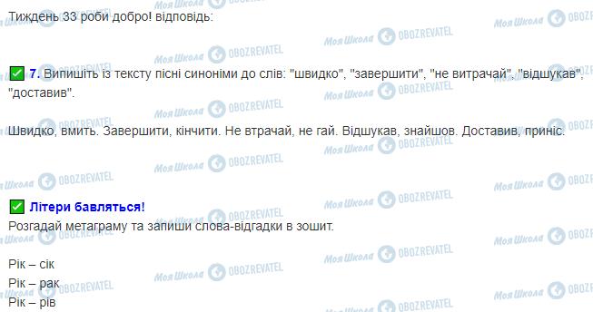 ГДЗ Українська мова 2 клас сторінка 33
