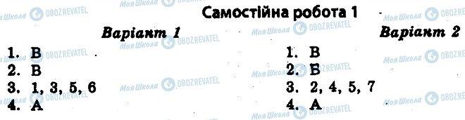 ГДЗ Історія України 10 клас сторінка 1