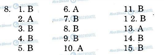 ГДЗ Англійська мова 10 клас сторінка 8