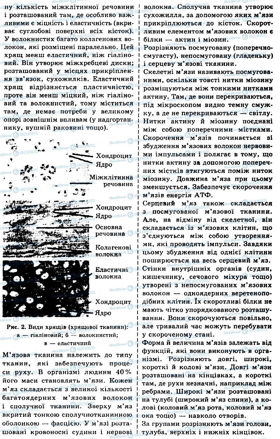 ГДЗ Биология 9 класс страница ЛР1