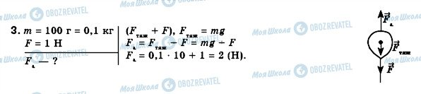 ГДЗ Фізика 8 клас сторінка 3