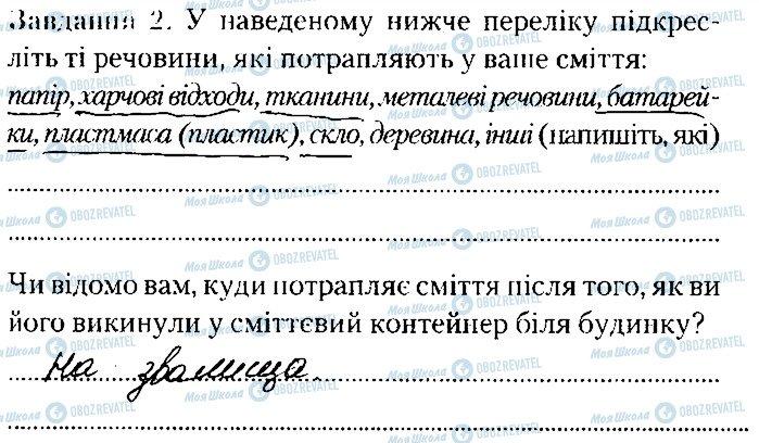 ГДЗ Географія 6 клас сторінка ст31завд2