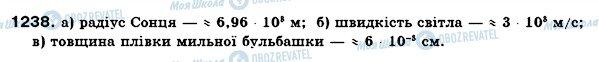 ГДЗ Математика 6 класс страница 1238