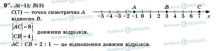 ГДЗ Математика 6 класс страница 9