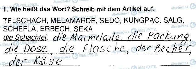 ГДЗ Німецька мова 7 клас сторінка Сторінка19