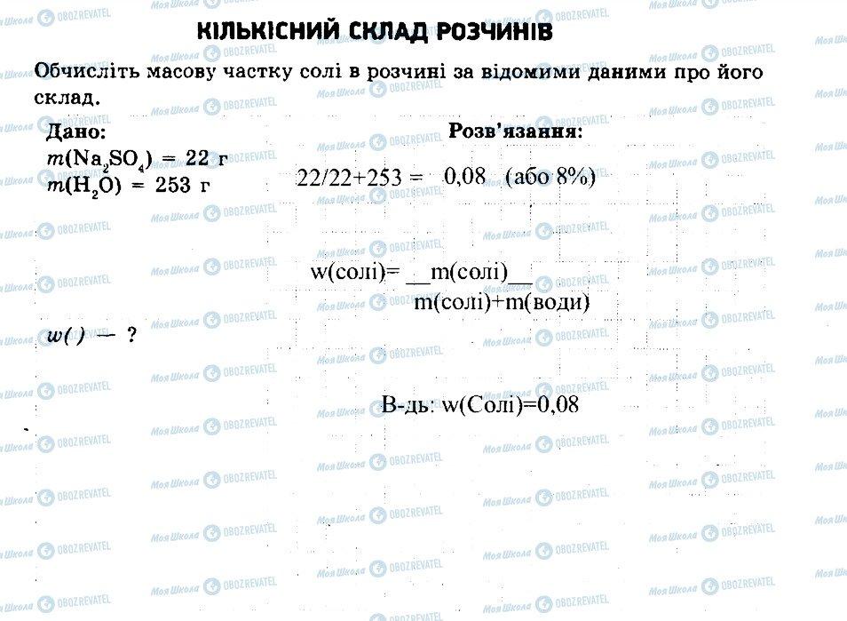 ГДЗ Химия 7 класс страница 1