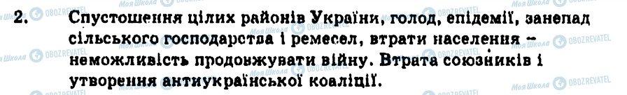 ГДЗ История Украины 8 класс страница 2