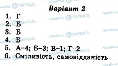 ГДЗ Українська література 8 клас сторінка СР3