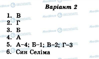 ГДЗ Українська література 8 клас сторінка СР9