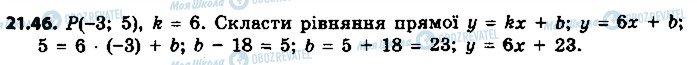 ГДЗ Геометрія 9 клас сторінка 46