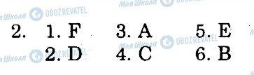 ГДЗ Англійська мова 10 клас сторінка 2