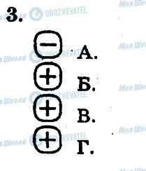 ГДЗ Біологія 11 клас сторінка 3