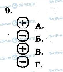 ГДЗ Біологія 11 клас сторінка 9