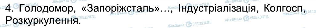 ГДЗ Історія України 5 клас сторінка 4