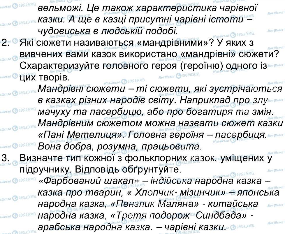 ГДЗ Зарубежная литература 5 класс страница 4
