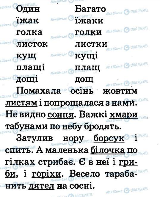 ГДЗ Українська мова 2 клас сторінка 2