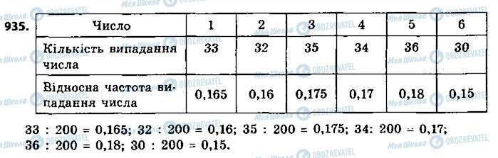 ГДЗ Алгебра 9 класс страница 935