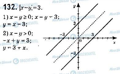 ГДЗ Алгебра 9 клас сторінка 132