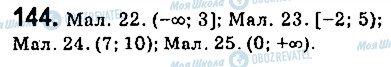 ГДЗ Алгебра 9 класс страница 144