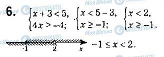 ГДЗ Алгебра 9 клас сторінка 6