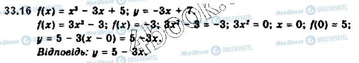 ГДЗ Алгебра 10 клас сторінка 16