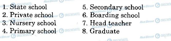 ГДЗ Английский язык 10 класс страница p68ex1