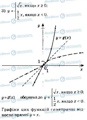 ГДЗ Алгебра 10 класс страница 11