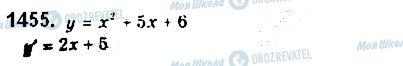 ГДЗ Алгебра 10 класс страница 1455