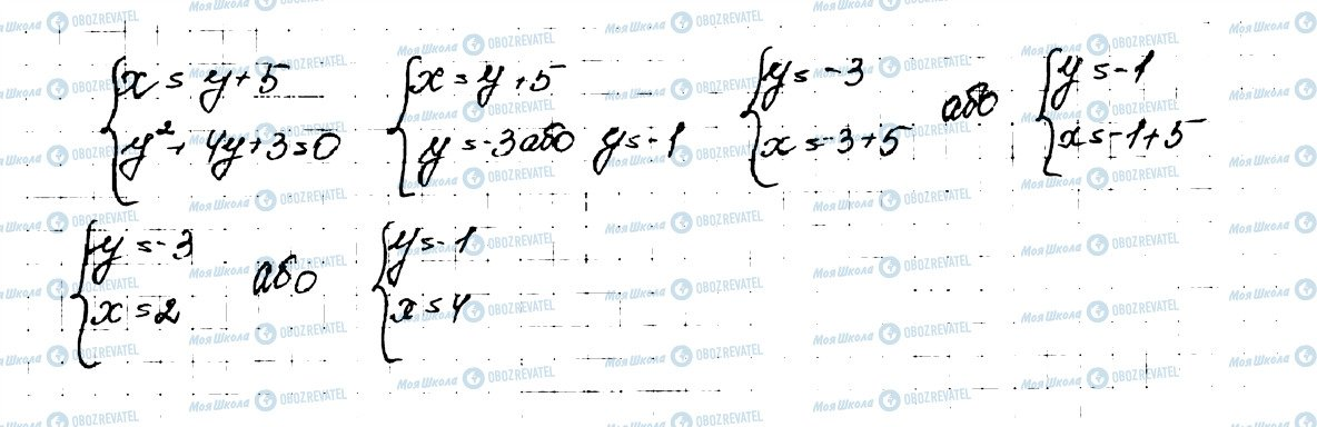 ГДЗ Алгебра 9 клас сторінка 543