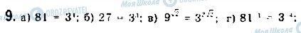 ГДЗ Математика 11 клас сторінка 9
