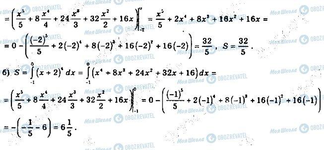 ГДЗ Математика 11 клас сторінка 256