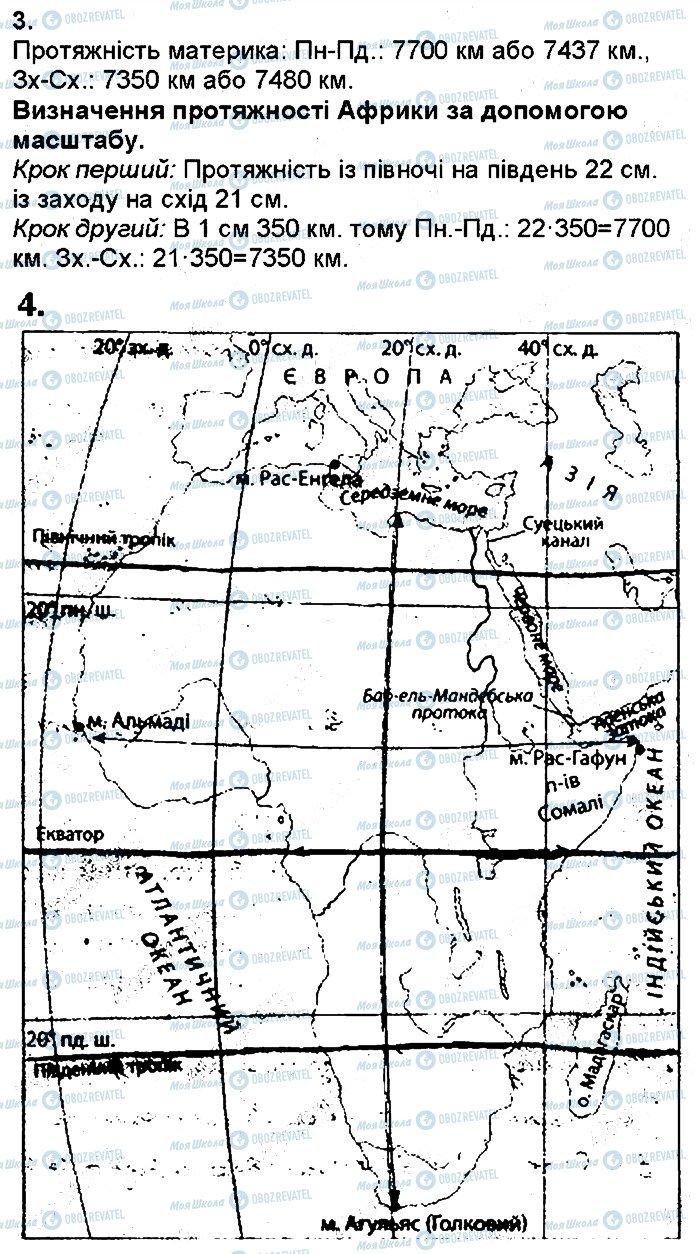 ГДЗ Географія 7 клас сторінка ст5