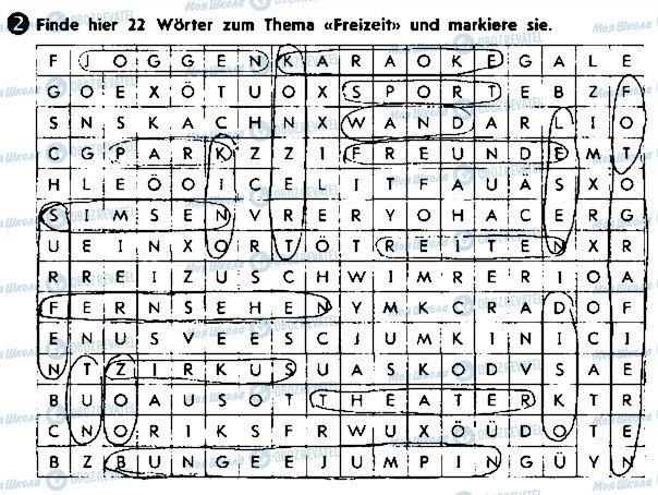 ГДЗ Немецкий язык 8 класс страница ст55впр2