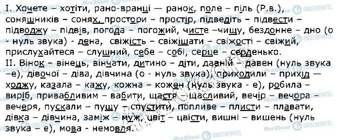 ГДЗ Українська мова 10 клас сторінка 4