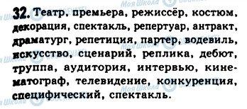ГДЗ Русский язык 9 класс страница 32