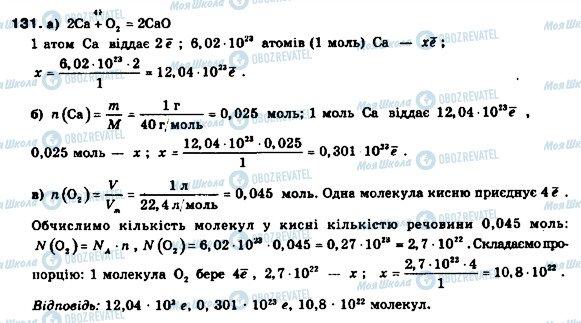 ГДЗ Химия 9 класс страница 131