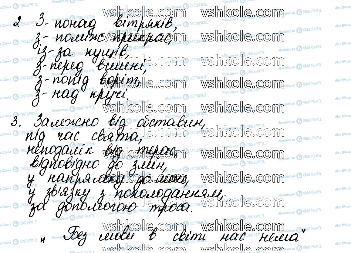 ГДЗ Укр мова 10 класс страница 444